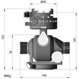 870114 D4 Gp Fliplock Dimensions