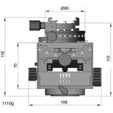 8501303 1 Cube Gp Classic Dimensions