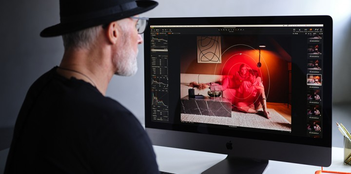 Capture One Raw Photo Editor Products Pro 20 Take Creative Control Tablet