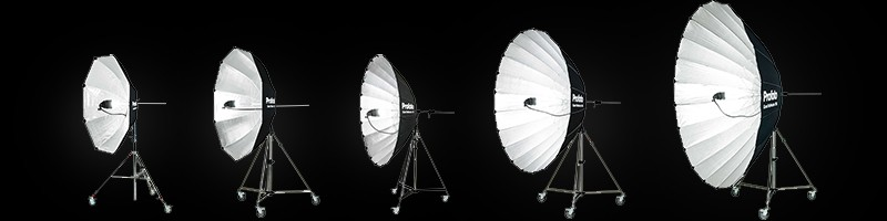 Profoto Giants On Black