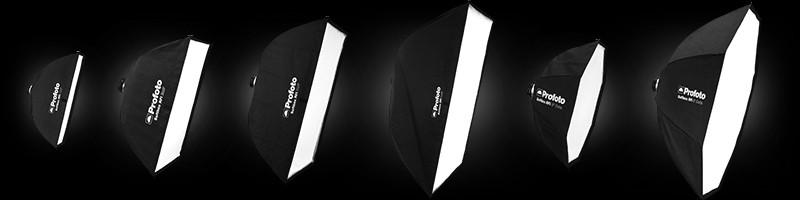 Profoto Lst On Black Softbox Rfi