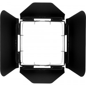 100671 A Profoto Barndoor For Zoom Reflector Front