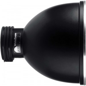 100711 A Profoto Widezoom Reflector Profile