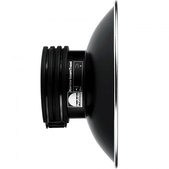 100713 A Profoto Narrowbeam Travel Reflector Profile