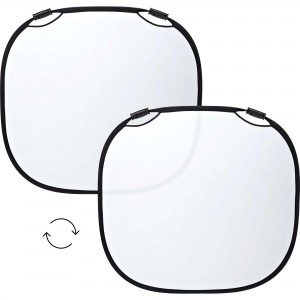 100969 A Profoto Collapsible Reflector Translucent L Front