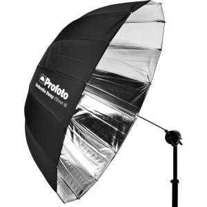 100987 E Profoto Umbrella Deep Silver M Angle