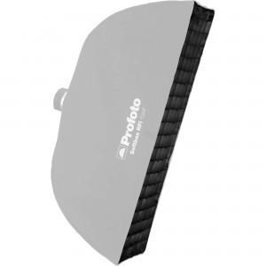 254628 A Profoto Rfi Softgrid 1X4 Angle Masked