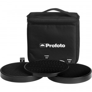 900849 A Profoto Grid Kit 180Mm Front