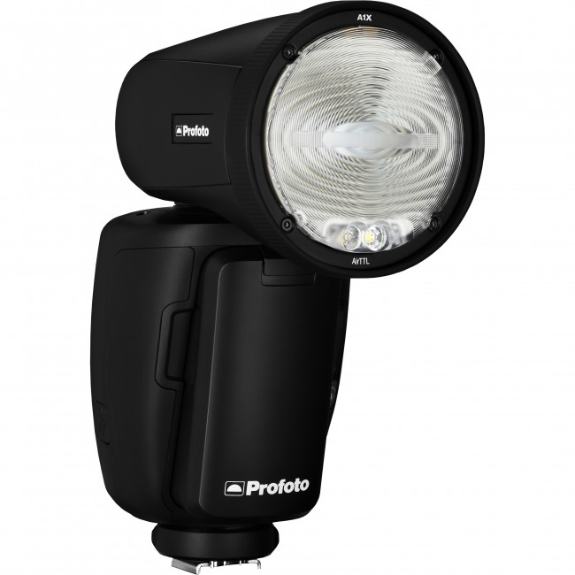901204 901205 901206 901301 901302 901303 Profoto A1 X Air Ttl Angle Front Product Image