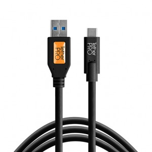 Cuc3215 Blk Tether Pro Usb 3 1 0 To Usb C 15 Blk Main