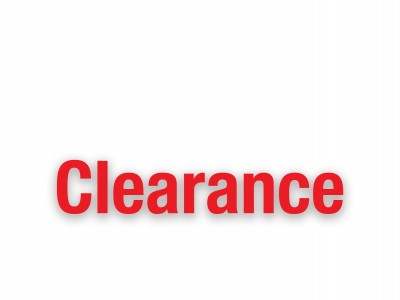 Store Category Clearance