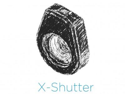X Shutter Banner Sq
