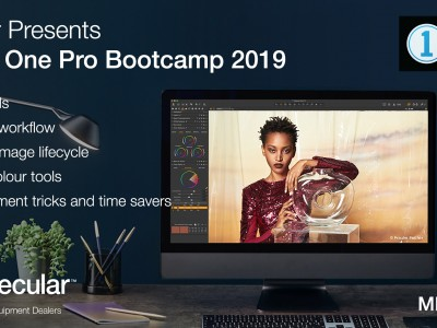 Capture One 12 Bootcamp Eventbrite Banner